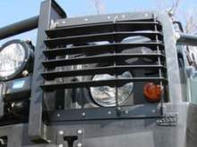 Защита оптики из нержавеющей стали, арт. 11051 можно купить в 4x4mag.ru