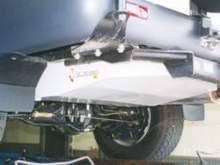 Топливный бак увеличенной емкости на 182 л для Toyota Land Cruiser 100 серии (V8 турбодизельные однообъемники) можно купить в 4x4mag.ru