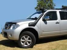 Шноркель Nissan Pathfinder R51 ST/ST-L/Ti (7/05- 2010)и Navara D40 ST-X 12/05,  VQ40-DE - 4.0Litre-V6, бензин, левая сторона можно купить в 4x4mag.ru