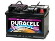 Аккумулятор гелевый Duracell AGM48 можно купить в 4x4mag.ru