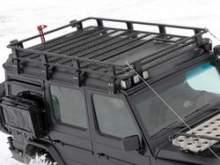 Багажник-площадка восьмиопорный 1,4м х 2,4м алюмин можно купить в 4x4mag.ru