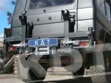 Калитка крепления запасного колеса на Mercedes-Benz G-класс правая можно купить в 4x4mag.ru