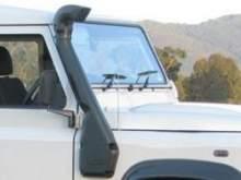 Шноркель Land Rover Defender можно купить в 4x4mag.ru