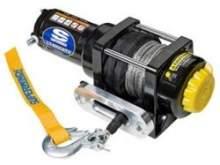 Лёбёдка LT4000 ATV с синтетическим тросом можно купить в 4x4mag.ru