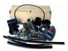 Гидроусилитель руля для УАЗ 452 (YuBei) двигатель ЗМЗ-409 (лифт +50-100) можно купить в 4x4mag.ru