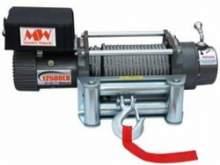 Электрическая лебедка MW X12500 12V с Max тяговым усилием 5670 кг. можно купить в 4x4mag.ru