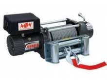 Лебедка автомобильная электрическая MW Х9500  12V можно купить в 4x4mag.ru