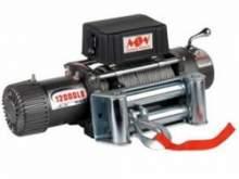 Электрическая лебёдка  MW 12000 24v  с Max тяговым усилием 5443 кг. можно купить в 4x4mag.ru