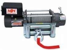 Электрическая лебедка MW X12500 24V с Max тяговым усилием 5670 кг. можно купить в 4x4mag.ru