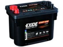 Стартерная аккумуляторная батарея  EXIDE EM1000 можно купить в 4x4mag.ru