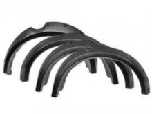 Расширители колесных арок (широкие, 90мм) Mitsubishi L200 2007-2013 (шагрень) можно купить в 4x4mag.ru