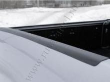 Комплект накладок на боковые борта и задний откидной борт со скотчем 3М Mitsubishi L200 2007-2013 можно купить в 4x4mag.ru