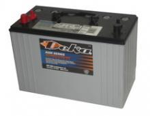 Аккумулятор  Deka прям 105 Aч можно купить в 4x4mag.ru
