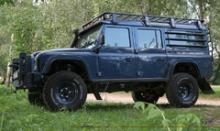 Багажник силовой восьмиопорный с сеткой-площадка 1,4м х2,8м можно купить в 4x4mag.ru