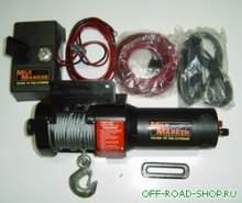 Электролебедка Mile Marker E3000 (12V) можно купить в 4x4mag.ru