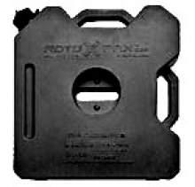 Канистра экспедиционная Rotopax на 12 литров под топливо, цвет: черный можно купить в 4x4mag.ru