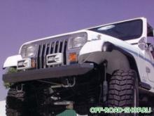Бампер передний Jeep YJ/ TJ 1976-2000 можно купить в 4x4mag.ru