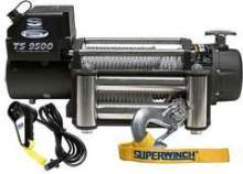 Лебедка автомобильная электрическая Superwinch Tiger Shark 9500  12В (1595200) можно купить в 4x4mag.ru