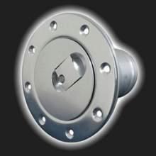 Горловина бензобака алюминиевая круглая RS-02086 можно купить в 4x4mag.ru