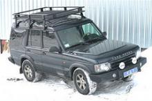 Багажник силовой шестиопорный с местами под доп.оптику и сеткой можно купить в 4x4mag.ru