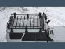 Багажник алюминиевый КДТ УАЗ Хантер можно купить в 4x4mag.ru