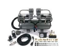 Ресивер 7,5 л в сборе с 2-мя компрессорами 380С 55&#37 можно купить в 4x4mag.ru