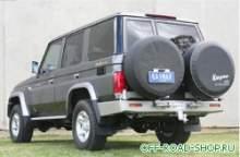 Правая траверса для крепления запасного колеса на бампер K1235 можно купить в 4x4mag.ru