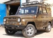 Бампер передний силовой для УАЗ Hunter СимбАТ можно купить в 4x4mag.ru