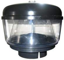 Насадка Telawei на шноркель с предочистителем воздуха прозрачная (диаметр 3.5&quot) можно купить в 4x4mag.ru
