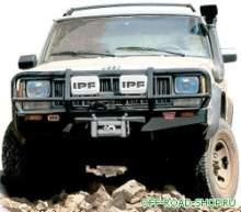 Бампер передний Deluxe JEEP 94-97 XJ CHEROKEE INC AIRBAG 9/8 можно купить в 4x4mag.ru