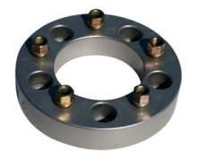 Проставка колесная для TLC105 5x150, центр. отв. 108 мм, толщ. 38 мм, 14x1.5 можно купить в 4x4mag.ru