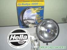 Фара Hella Rallye 4000 (Ксенон) можно купить в 4x4mag.ru