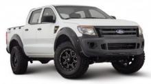 Расширители колёсных арок Bushwacker Ford Ranger T6 (2011-2014) можно купить в 4x4mag.ru