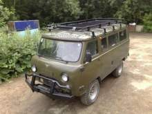Багажник УАЗ Буханка 1350x3260 можно купить в 4x4mag.ru
