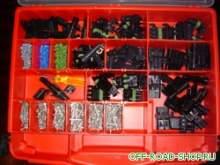 Набор герметичных электроразъемов можно купить в 4x4mag.ru
