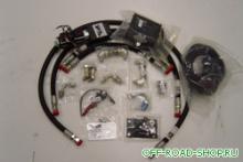 Набор шлангов и клапанов для подключения гидравлических лебедок Mile Marker на автомобилях HUMMER H1 можно купить в 4x4mag.ru