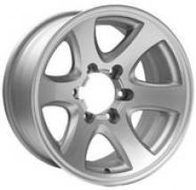 Диск колесный легкосплавный кованный АНАБАР для Toyota посадка 5х150; размер 8x16; вылет ET-15;  центральное отверстие D110;  цвет: сильвер можно купить в 4x4mag.ru