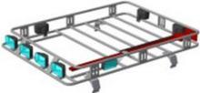 Багажник экспедиционный для Nissan Patrol Y61 3 дв. можно купить в 4x4mag.ru