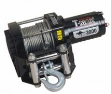 Лебедка ATV3000 (1361кг) электрическая 12В можно купить в 4x4mag.ru