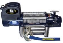 Лебедка автомобильная электрическая Superwinch Talon 12.5  12В (1612200) можно купить в 4x4mag.ru
