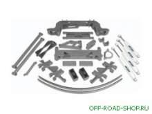 """51088BMX - 5 коробок Набор элементов подвески для GM1500/K2500 88-99 4WD, 6 шпилек, лифт 6"""",  MX6 можно купить в 4x4mag.ru"""